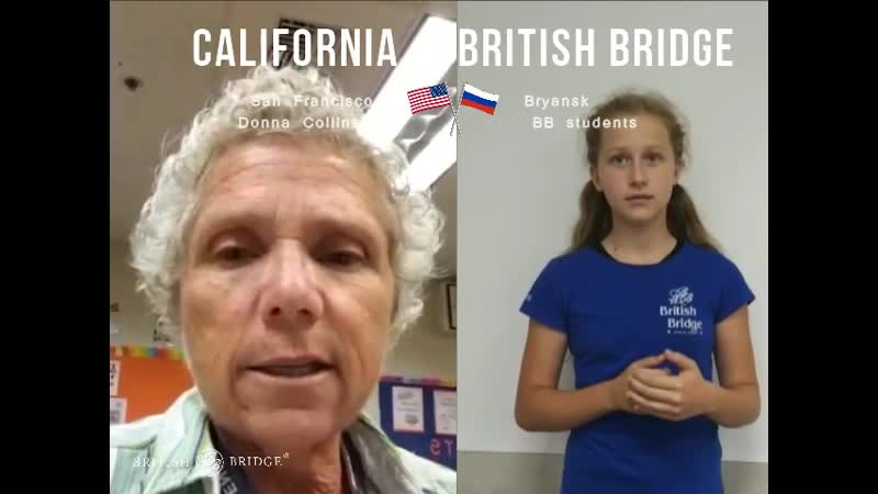 California - British Bridge - Would you like to visit Russia?