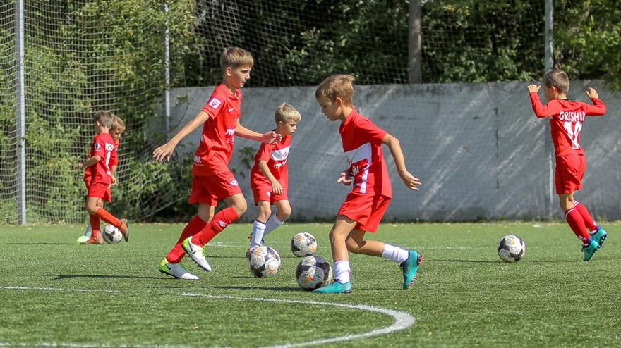футбольная школа спартак