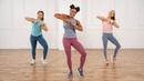 30-минутная жиросжигающая, танцевальная кардио тренировка - Идеально для праздников. 30-Minute Calorie-Burning Cardio Dance Workout That's Perfect For the Holidays