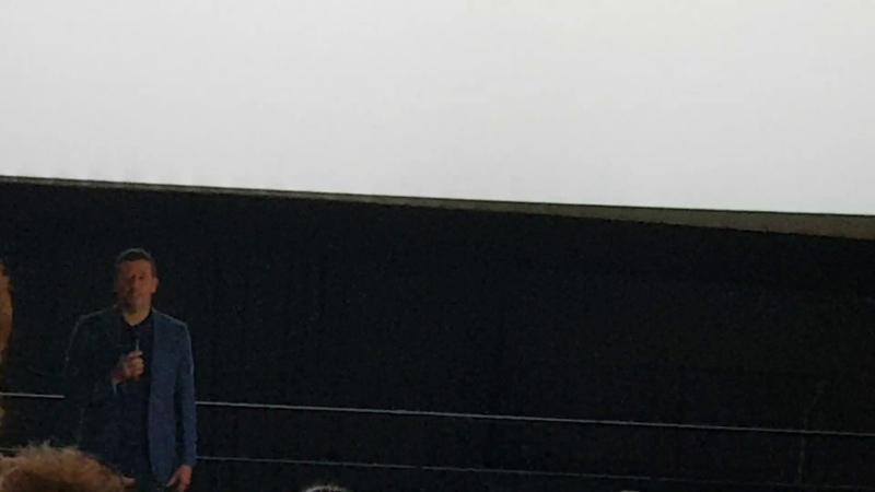 Андрей Мерзликин о том как он согласился на роль Вампилова в фильме Облепиховое лето