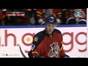 Drew Shore scores first NHL goal after crazy deflections