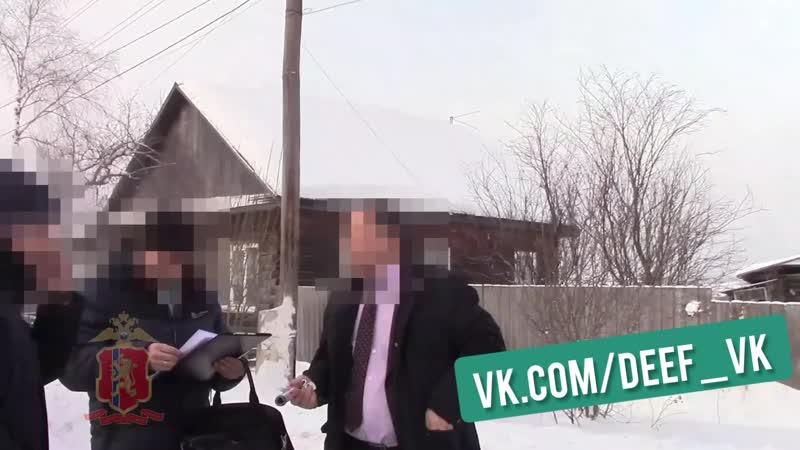 Глава Козульского района пытался выбросить взятку в снег