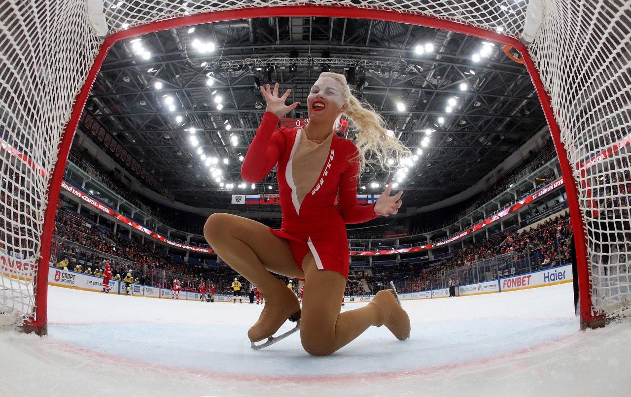Группа поддержки «Спартака»  Ice Girls
