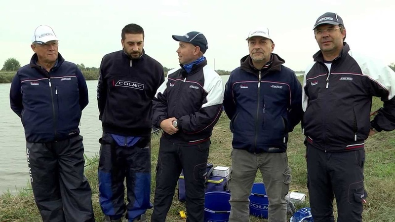 Italian Fishing TV Colmic Feeder a Ostellato