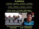 SCV drumline's Flammus but it's vocal percussion