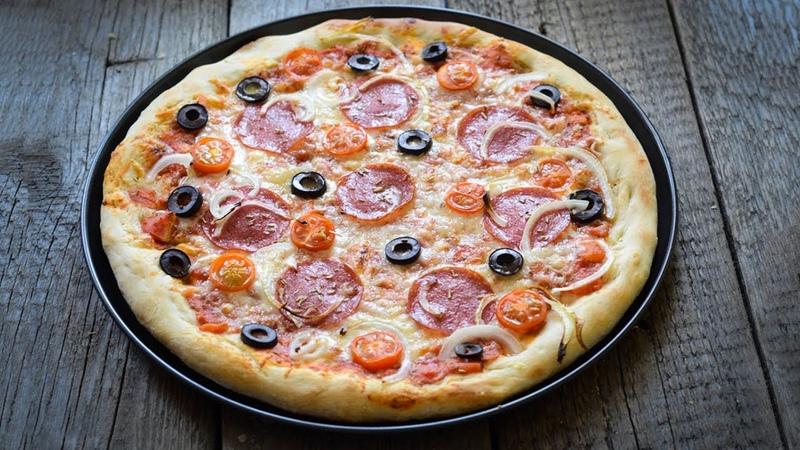 Pizza domowa co musisz wiedzieć żeby zrobić genialną pizzę