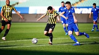 Обзор матча «Кайрат» - «Туран» - 5:1. OLIMPBET-Чемпионат Казахстана. 4 тур
