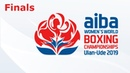 AIBA Women's World Boxing Championships 2019 Ulan Ude Day 10 FINAL