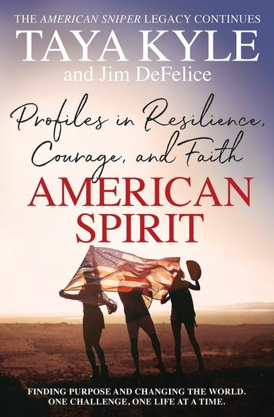 American Spirit by Taya Kyle, Jim DeFelice