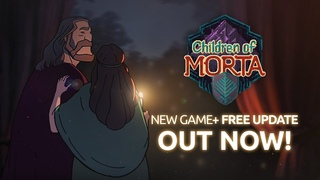 Children of Morta - Setting Sun Inn - NEW GAME+ | Free Update Official Trailer