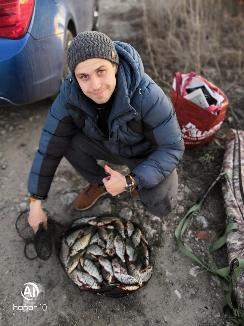 Весенняя рыбалка в Курске и обл.