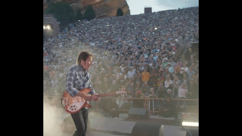 John Fogerty (Creedence Clearwater Revival) - Fortunate Son LIVE at Red Rocks 2019