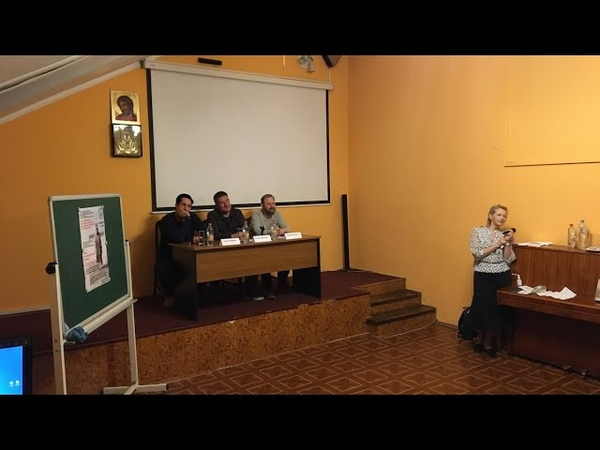 Беседа с создателями фильма Варавва