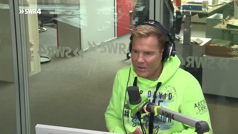 Dieter Bohlen Интервью SWR4 Baden Württemberg 15 05 2019 Teil 3