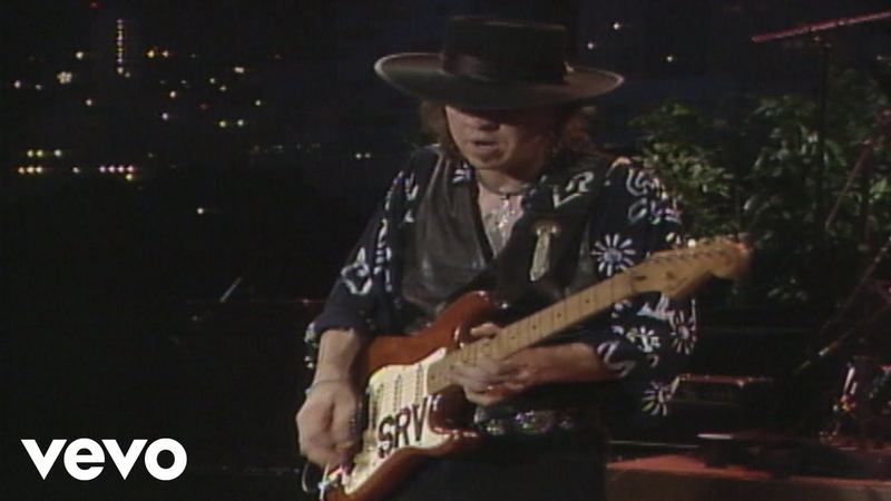 Stevie Ray Vaughan Double Trouble Riviera Paradise Live From Austin TX