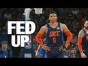 Russell Westbrook Highlights Mix-Fed Up(Houston Hype)