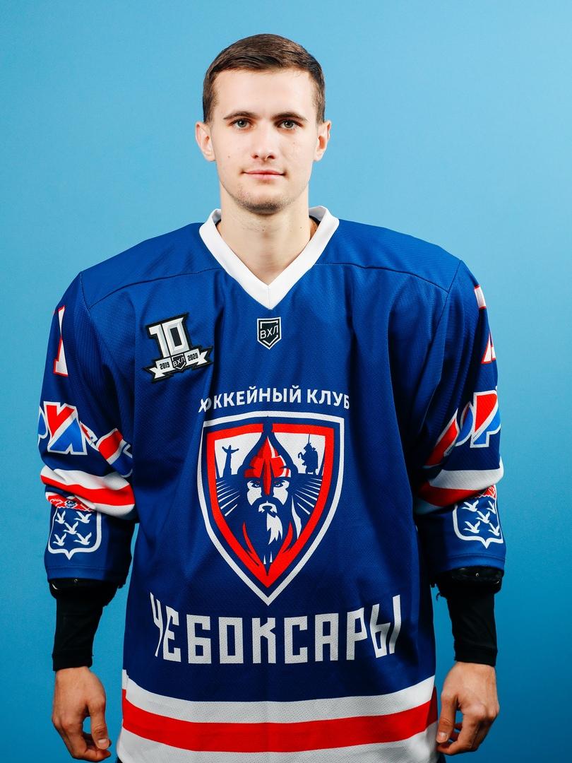Александр Бирюков ХК Чебоксары