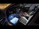 Установка светодиодной подсветки салона Lada Vesta Cross