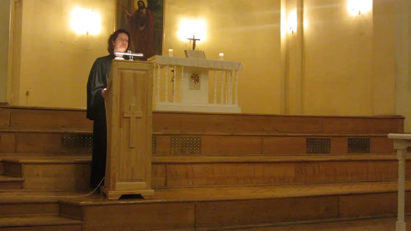 Проповедь на День Святого Мартина