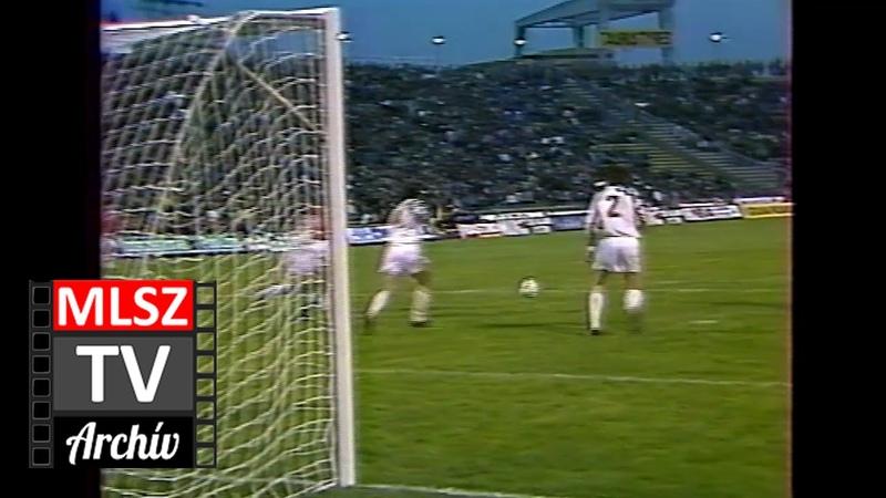 Magyarország Szovjetunió 0 1 1991 04 17 MLSZ TV Archív