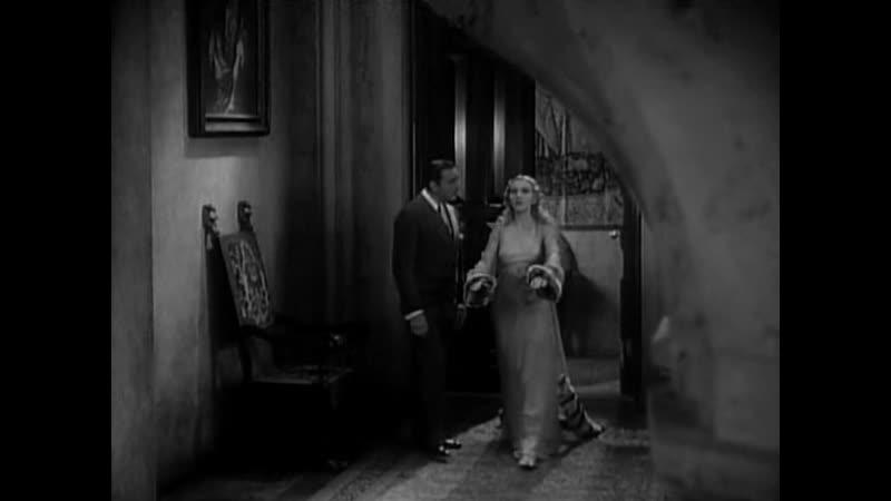 АРСЕН ЛЮПЕН (1932) - мелодрама, детектив. Джек Конуэй 720p