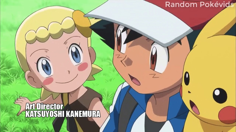 Pokemon the Series: XY: KQ Trailer/Fan-Made Opening (Be a Hero (A Hero's Journey) Full Theme Song)