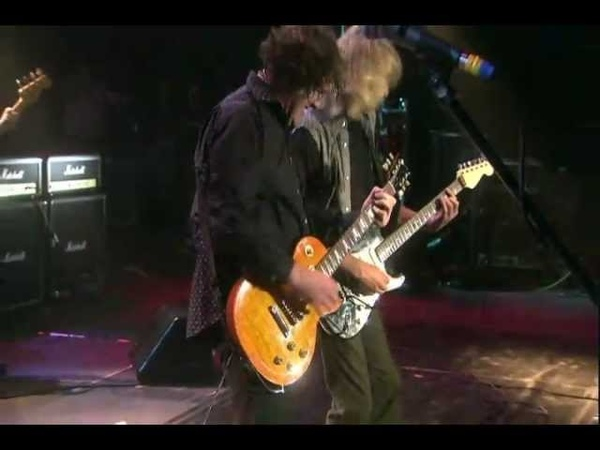 Gary Moore - The Boys Are Back in Town (Tribute to Phil Lynott) 2005