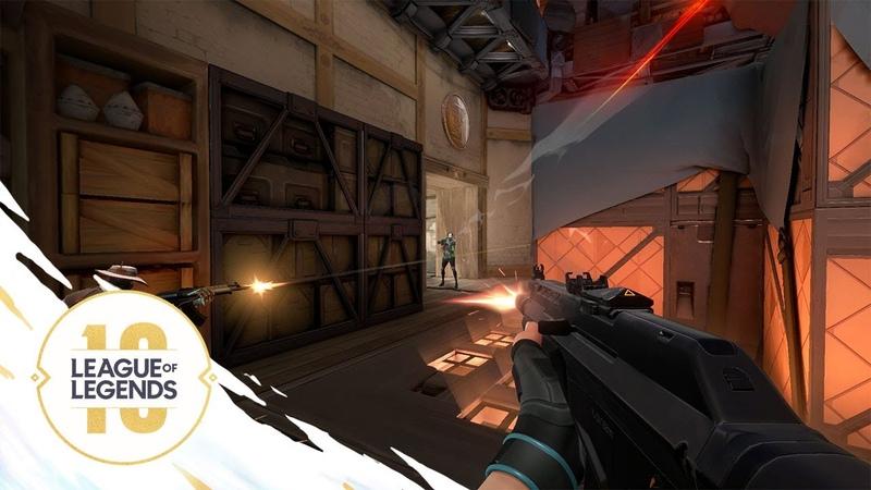 Официальный анонс Project A от Riot Games