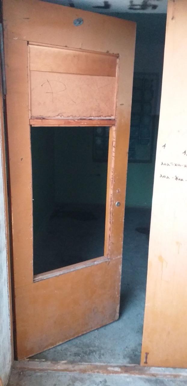 Улица Кольцова дом 15 ремонт двери на