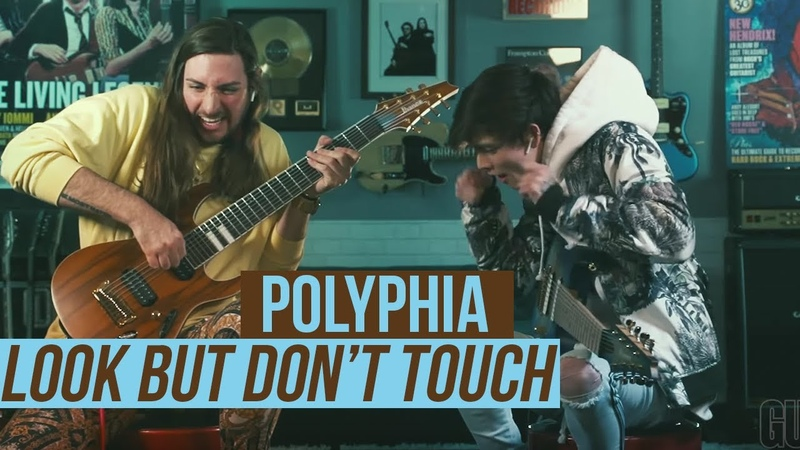 Polyphia - Playthrough of Look But Dont Touch