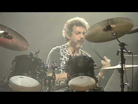 Steve Gadd Solo With Jean Yves D'Angelo on Piano 1993