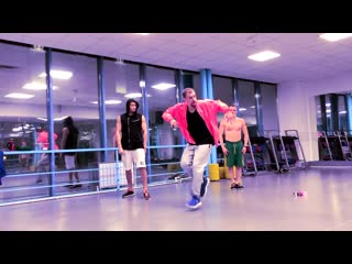 Дети rave - торпеда - танец (vova, aali & maloy-di)