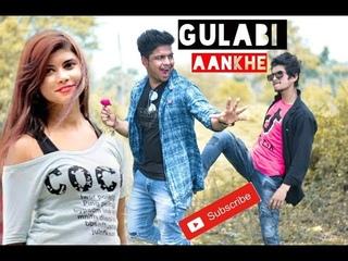 Gulabi aankhen jo teri dekhi  2019 New Song    Avishek & Magha       KissiBABS Music   