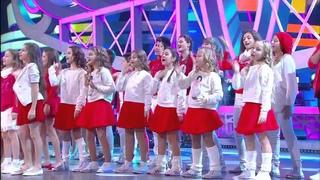 Детский хор Игоря Крутого и ПЦ Эколь - Нарисуй - Детская Песня Года 2015 -
