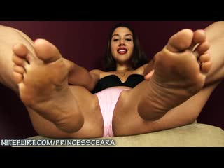 Ceara lynch sexy soles [foot-fetish]