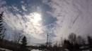 2018 Micro Timelapse Midday Artificial Stratus Cumulus 23 march