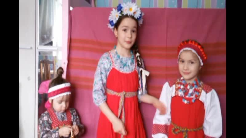 Конценрт от сестричек Марии Екатерины и Софии Дмитроченко