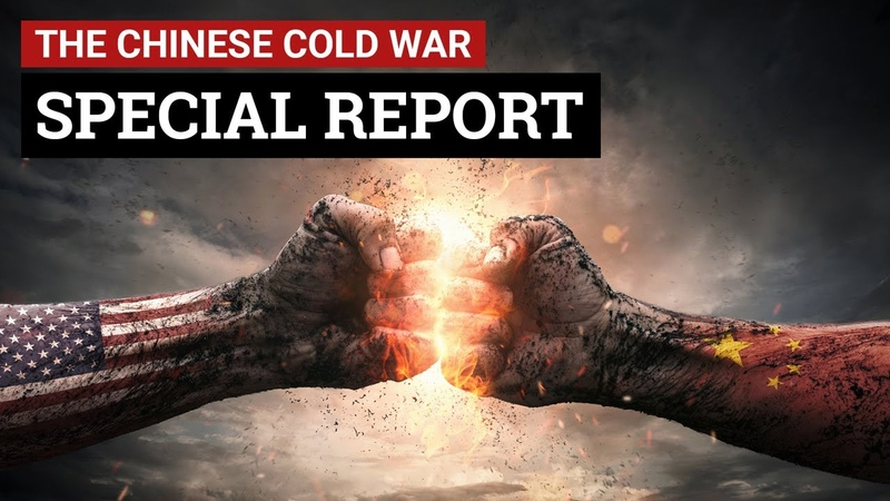 SPECIAL REPORT Inside China's COVID Cold War with the West