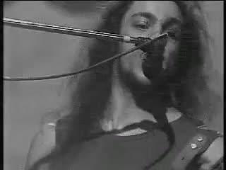 Черный Обелиск - Стена (Студийная телевизионная запись, 1991 год)