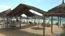Тунис Хаммамет Территория отеля Bel Azur Thalassa Bungalows 4