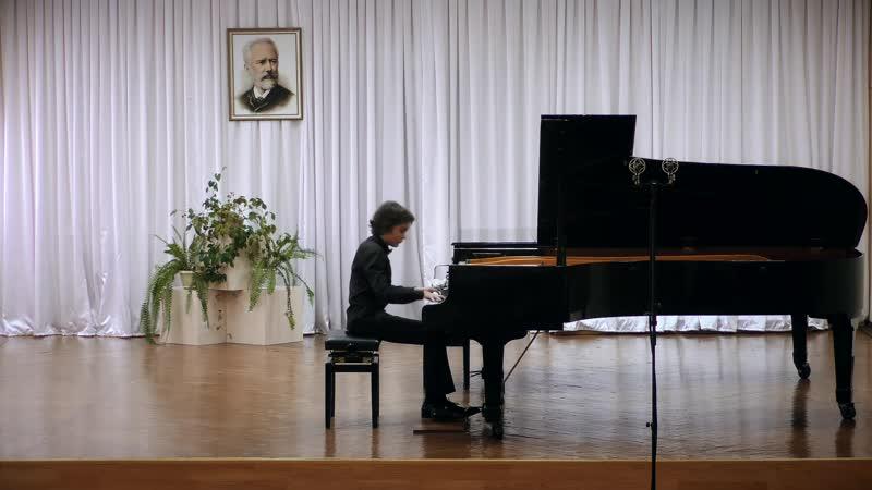 Кривоногов Алексей - Э.Григ - «Сердце поэта», op.52