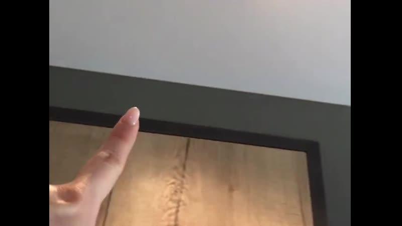 Отличие теневых и бестеневых натяжных потолков