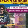 Гитарист-виртуоз Андрей Чепиков | 19.04