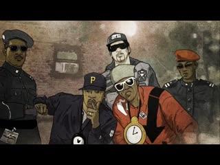 Эволюция хип-хопа / Hip-Hop Evolution (3) The New Guard (документальный музыкальный сериал) 720p