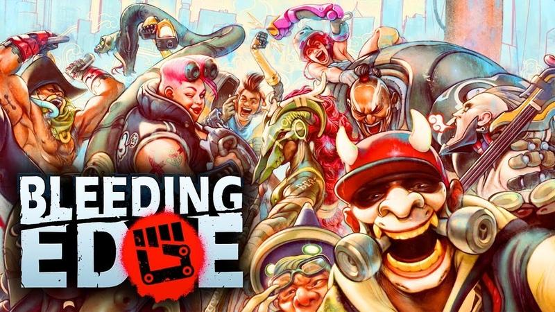 Bleeding Edge Gameplay Reveal Trailer E3 2019
