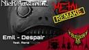 RE NieR Automata - Emil - Despair feat. Rena 【Intense Symphonic Metal Cover】