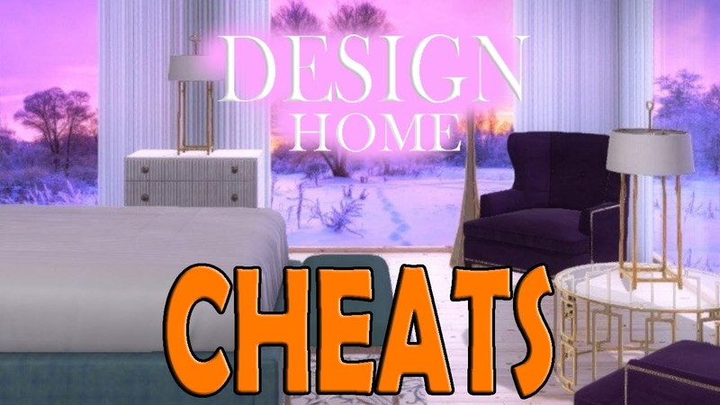 Design Home Cheats for iOS Android - UNLIMITED FREE DIAMONDS HACK