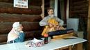 Гусляр Виктор Дымов на фестивале Перволетье в Родовом поселении Большая Медведица