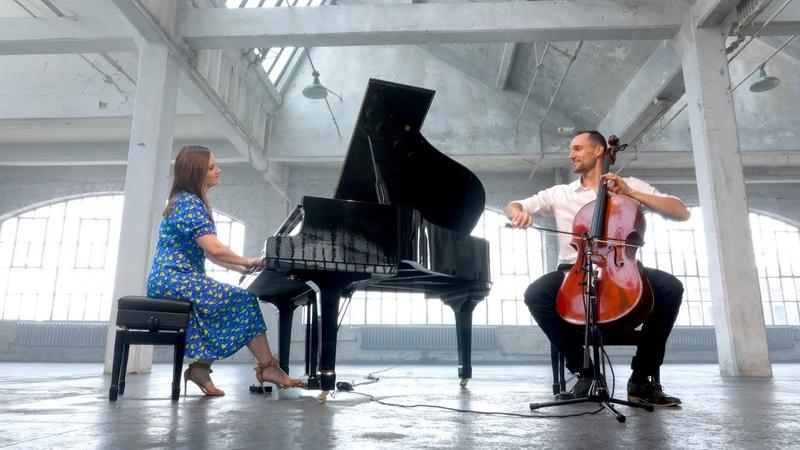 Canon in D Pachelbel's Canon Cello Piano BEST WEDDING VERSION