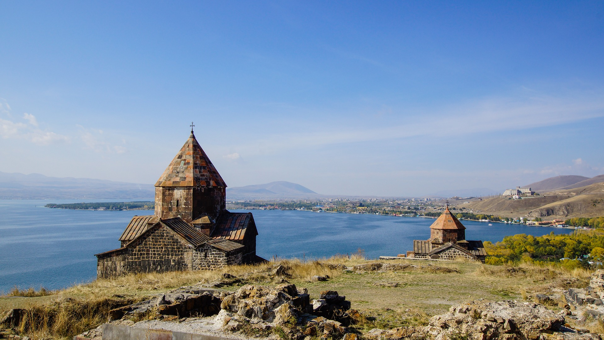Ереван из Перми